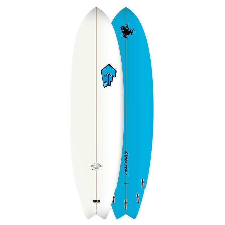 BIC SPORT(ビックスポーツ) 6'8 HYDRO FISH [101780] ボード サーフボード ショートボード