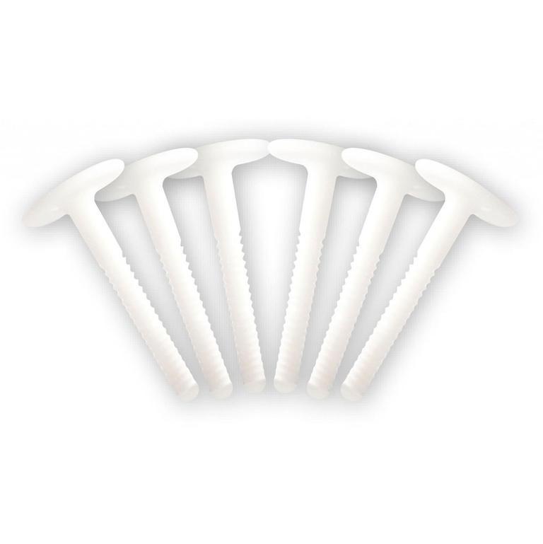 BIC SPORT(ビックスポーツ) SOFTBOARD FIN SCREW SET 6本セット [101219] アクセサリー&パーツ サーフィンアクセサリー フィン