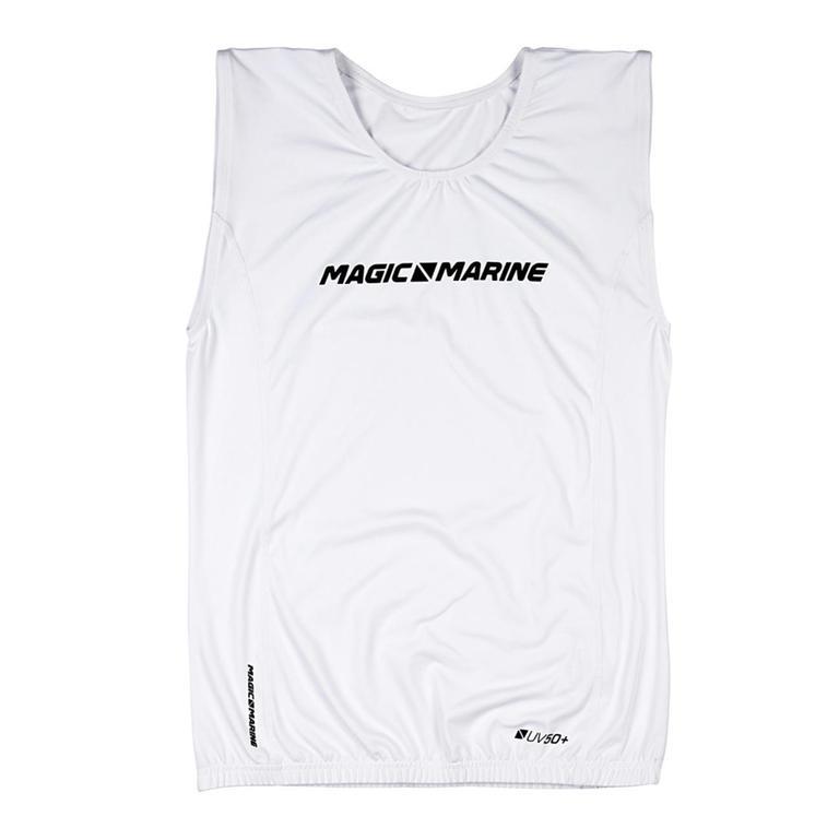 MAGIC MARINE(マジックマリン) Brand Overtop Sleeveless Junior 子供用ビブス ゼッケン [15001.190013] ジュニア マリンスポーツウェア ラッシュガード