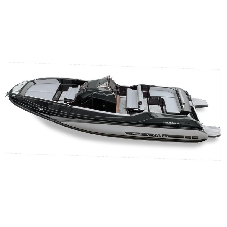 ZAR FORMENTI(ザー・フォルメンティ) ZAR 87 WELLDECK ヨット・ボート ボート リブボート