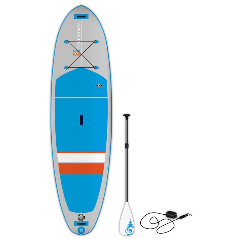 BIC SPORT(ビックスポーツ) 10'6 PERFORMER AIR リーシュ&パドル付きセット [102409] ボード スタンドアップパドル インフレータブル