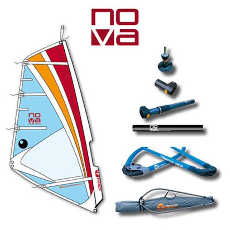 BIC SPORT(ビックスポーツ) RIG NOVA 6,0 SUP [100004] ボード ウィンドサーフ リグセット