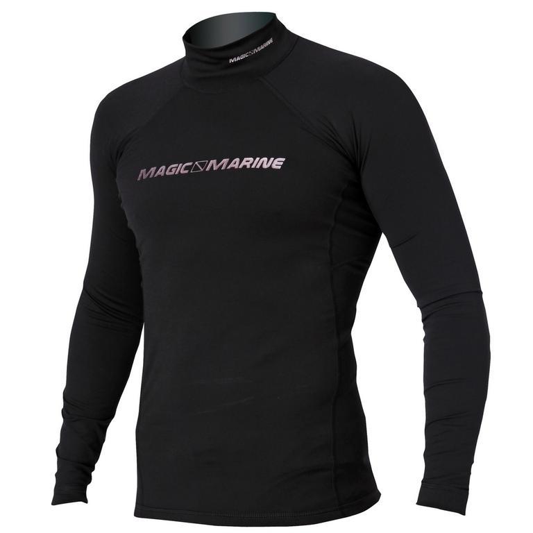 MAGIC MARINE(マジックマリン) BIPOLY PULLOVER 起毛防寒インナーシャツ [15001.120210] メンズ マリンスポーツウェア 防寒インナーウェア