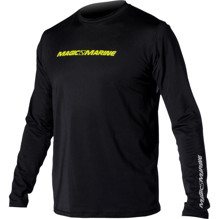 MAGIC MARINE(マジックマリン) CUBE QUICK DRY LS 長袖吸汗速乾シャツ [15001.130215] メンズ マリンスポーツウェア ラッシュガード