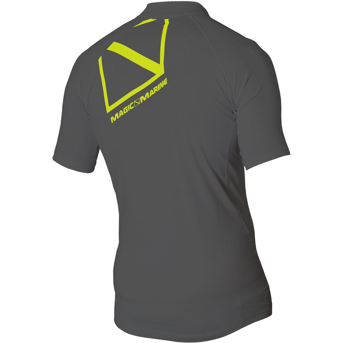 CUBE Rash Vest S/S ラッシュガード メンズ 半袖 UVカット