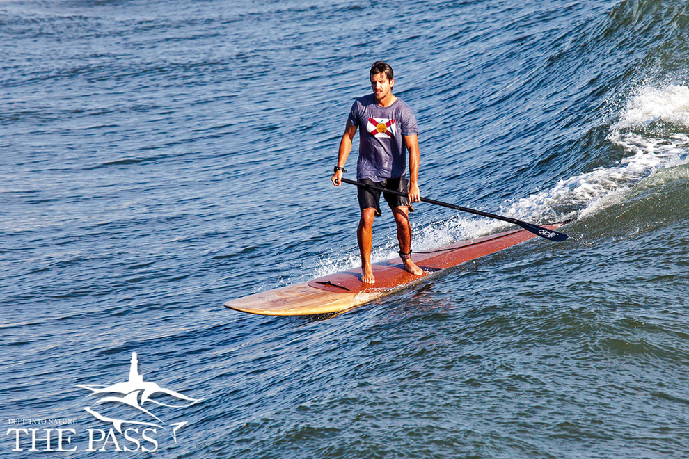 EARTH SUP THE PASS 11'6 X 31''
