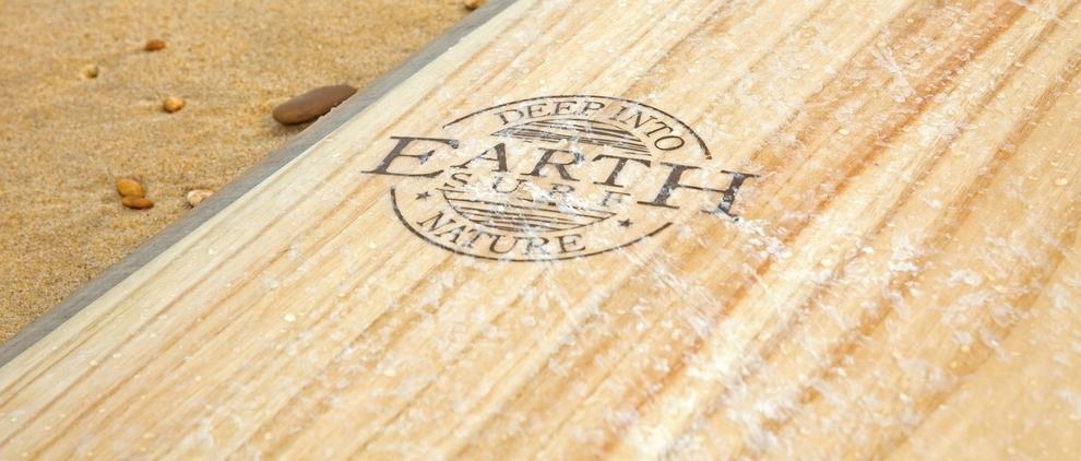 EARTH Surf 9'0 DRIFTWOOD