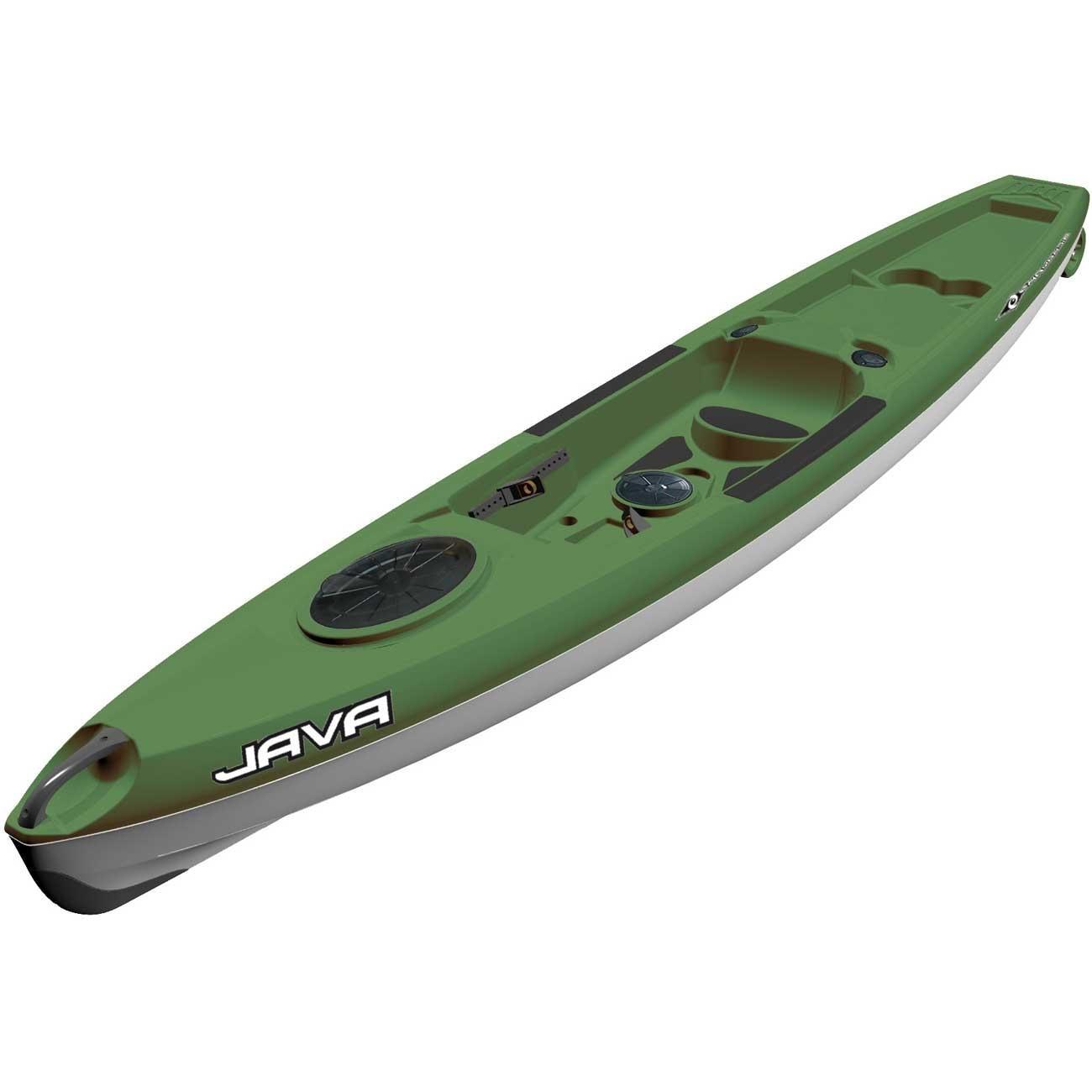Java Fishing 1人乗りシーカヤック