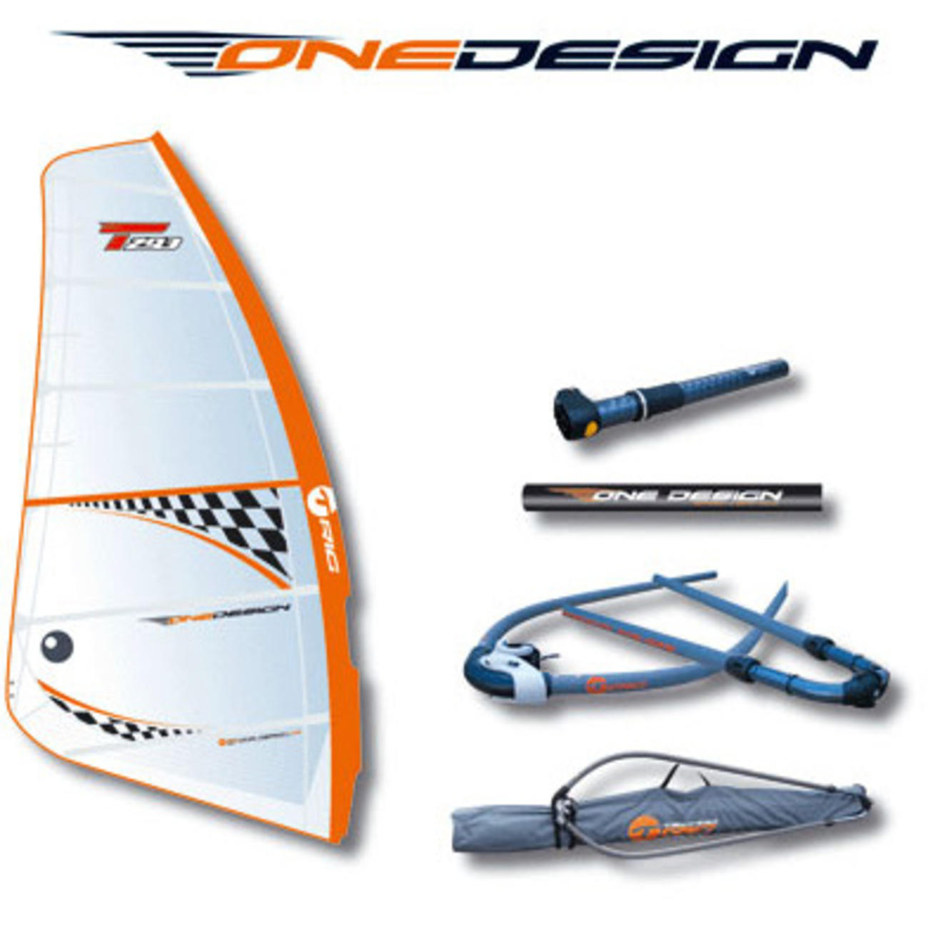 Rig One Design 8,5