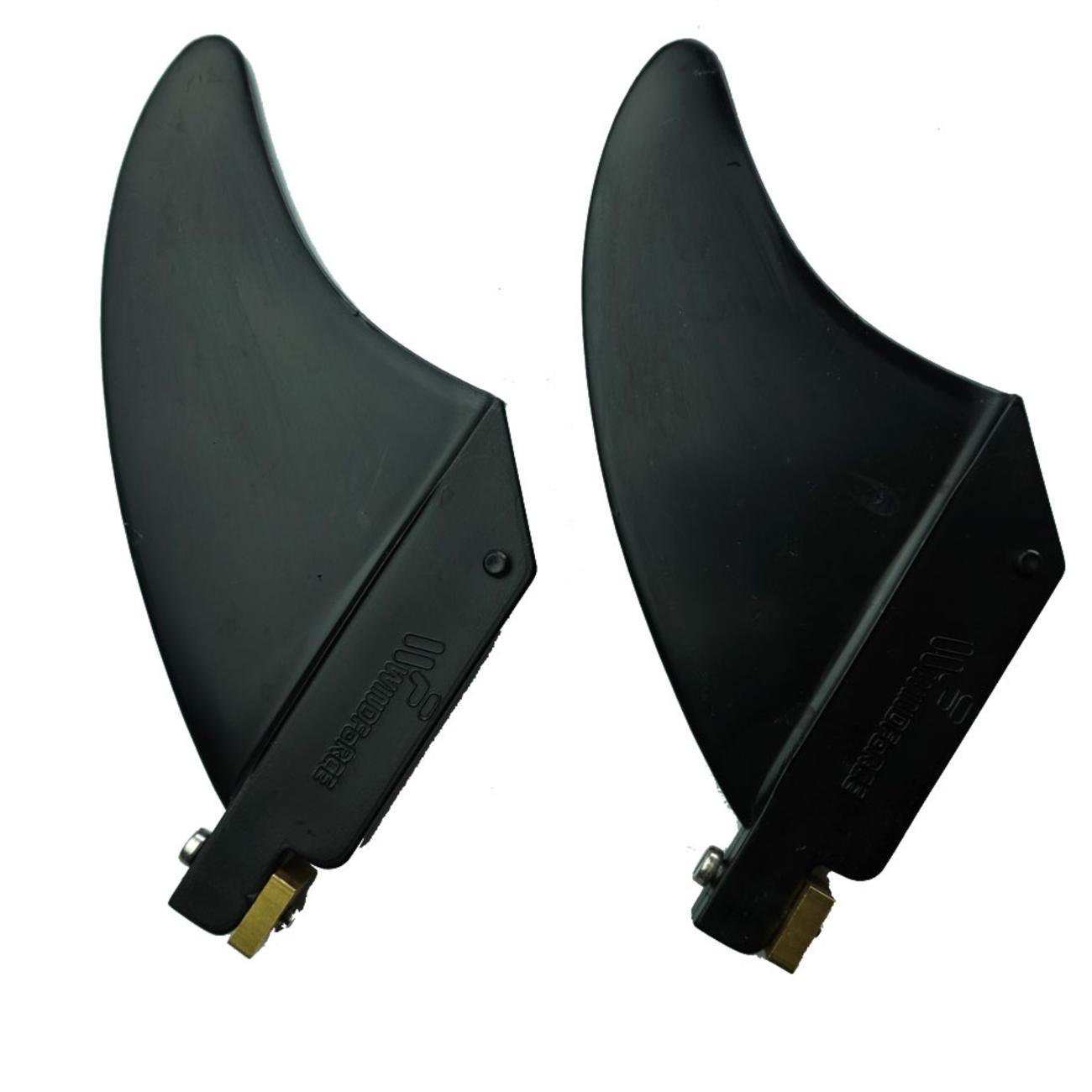 Surf side fins 7.7cm (2pac)