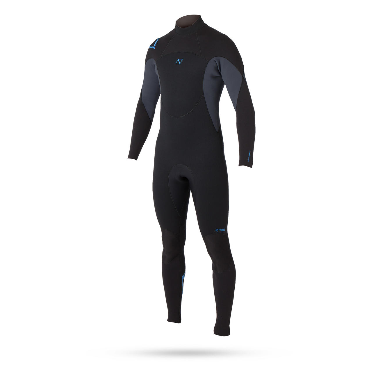 BRAND FULLSUIT 5/4 back-zip Junior