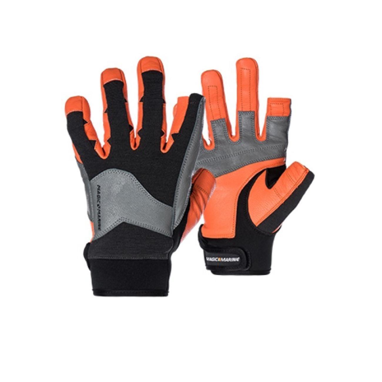 Frixion Gloves F/F レザーグローブ フルフィンガー