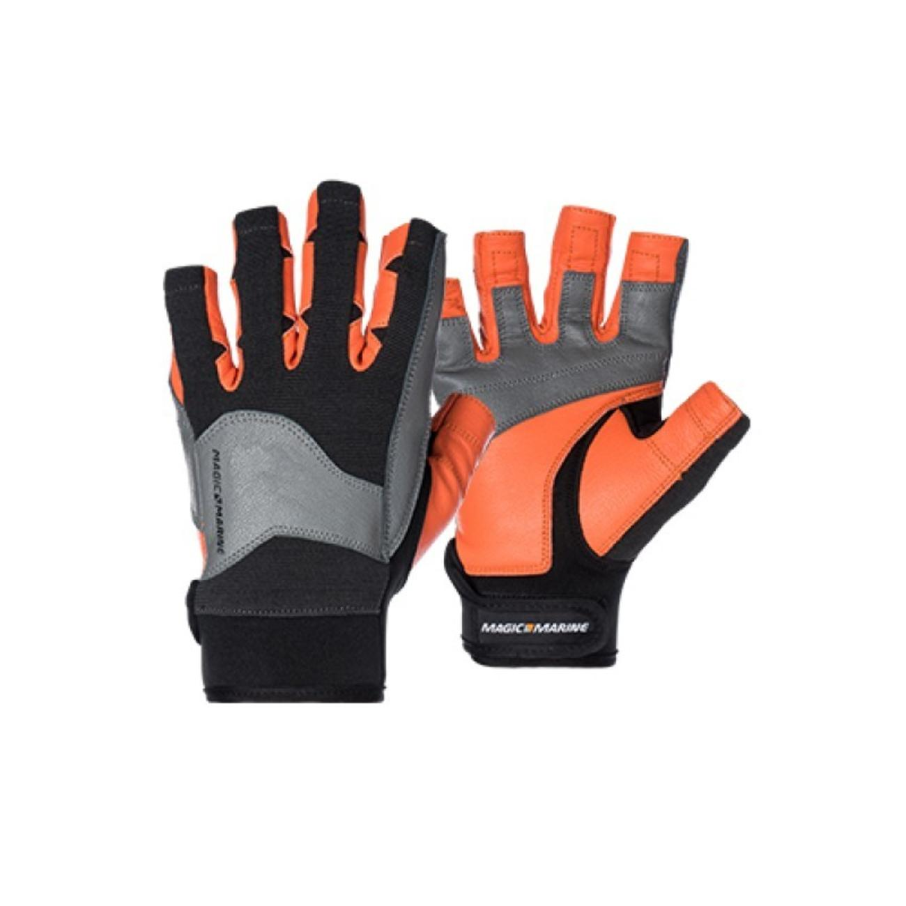 Frixion Gloves S/F レザーグローブ ショートフィンガー