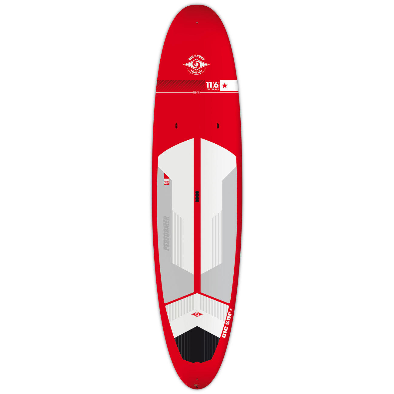 11'6'' PERFORMER RED