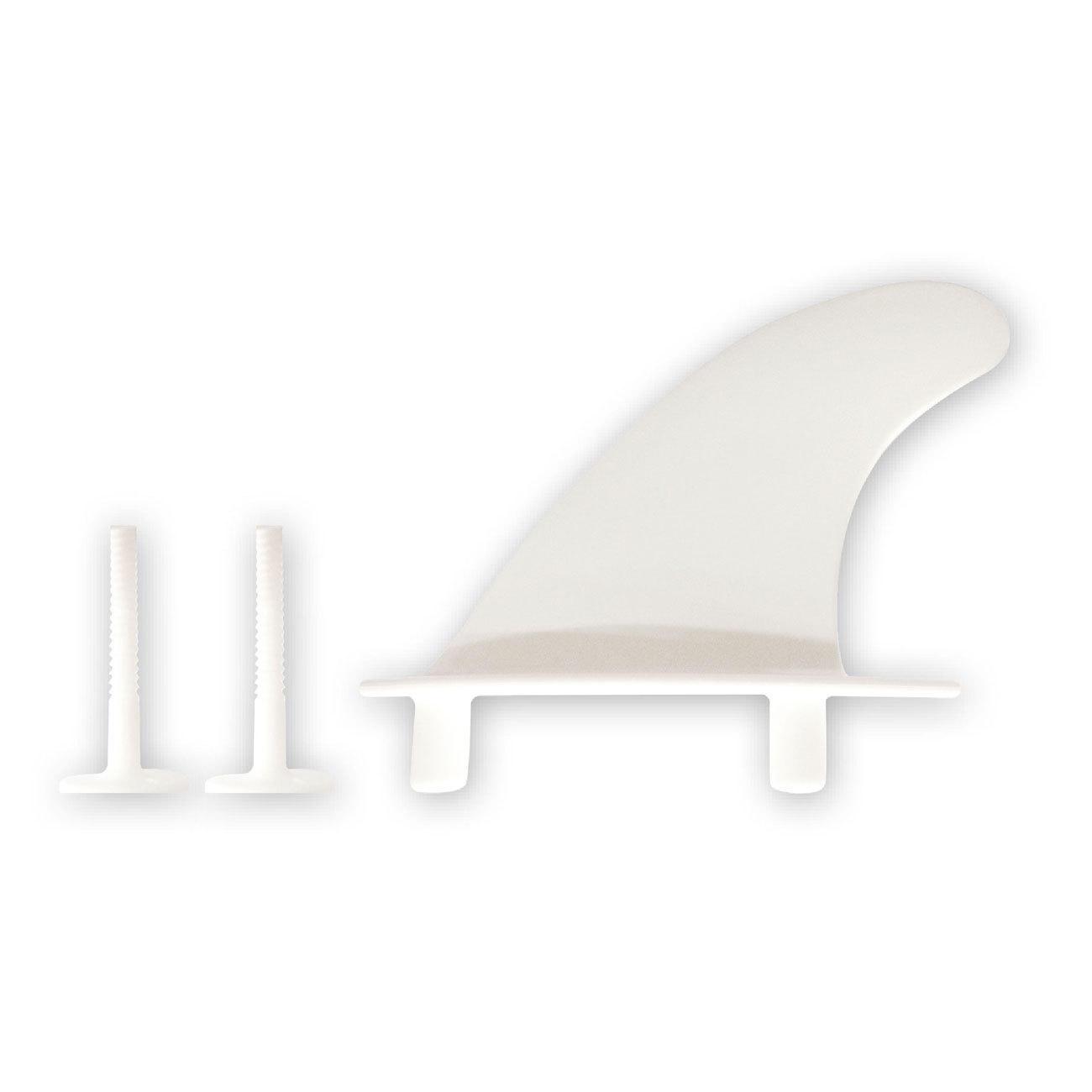 SOFTBOARD FINS - SMALL - BLACK (X2)
