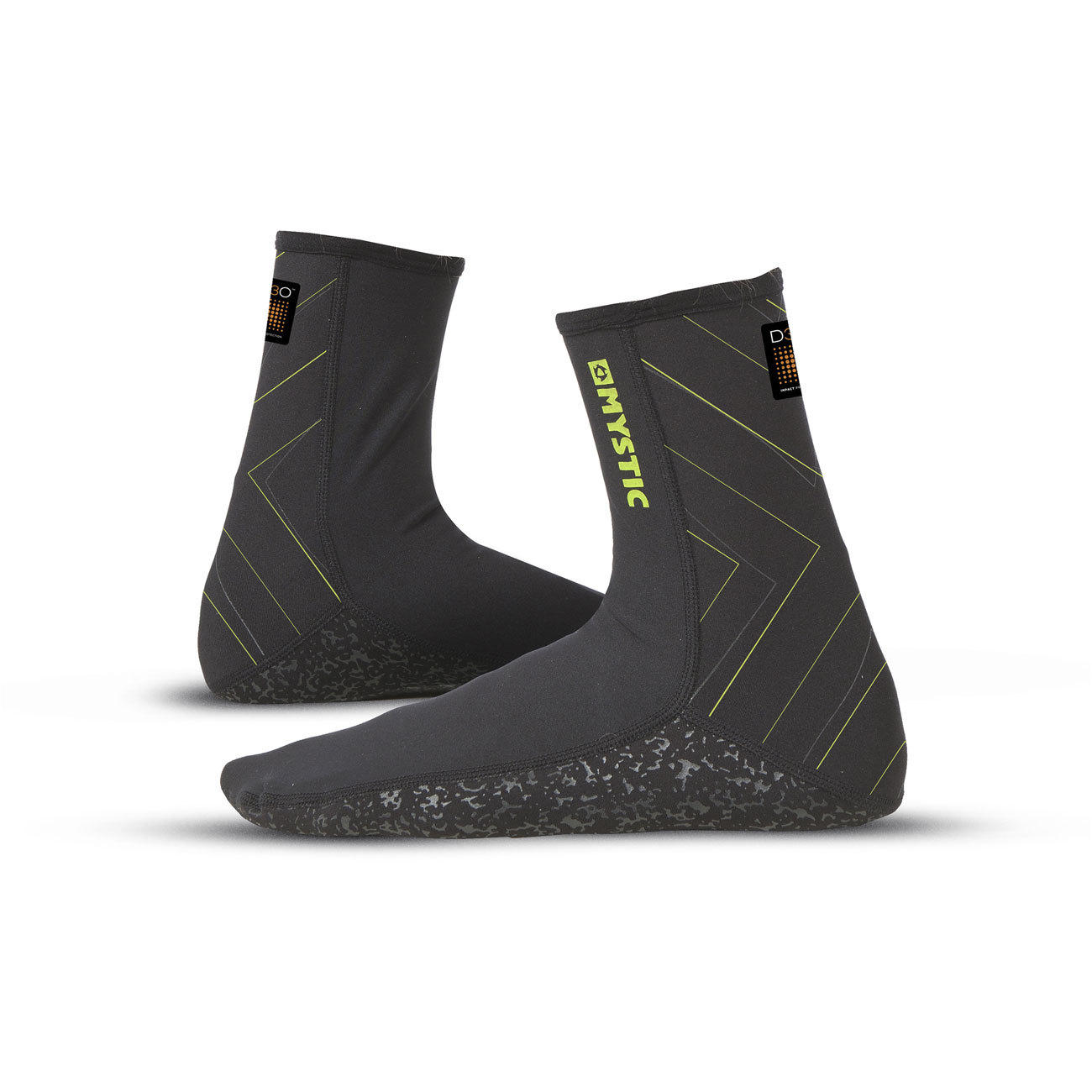 MVMNT D3O SOCK (3MM)