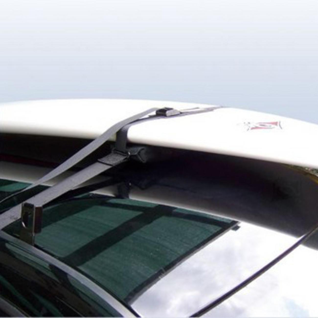 Soft Roof Racks ベルト式簡易サーフボードカーキャリア