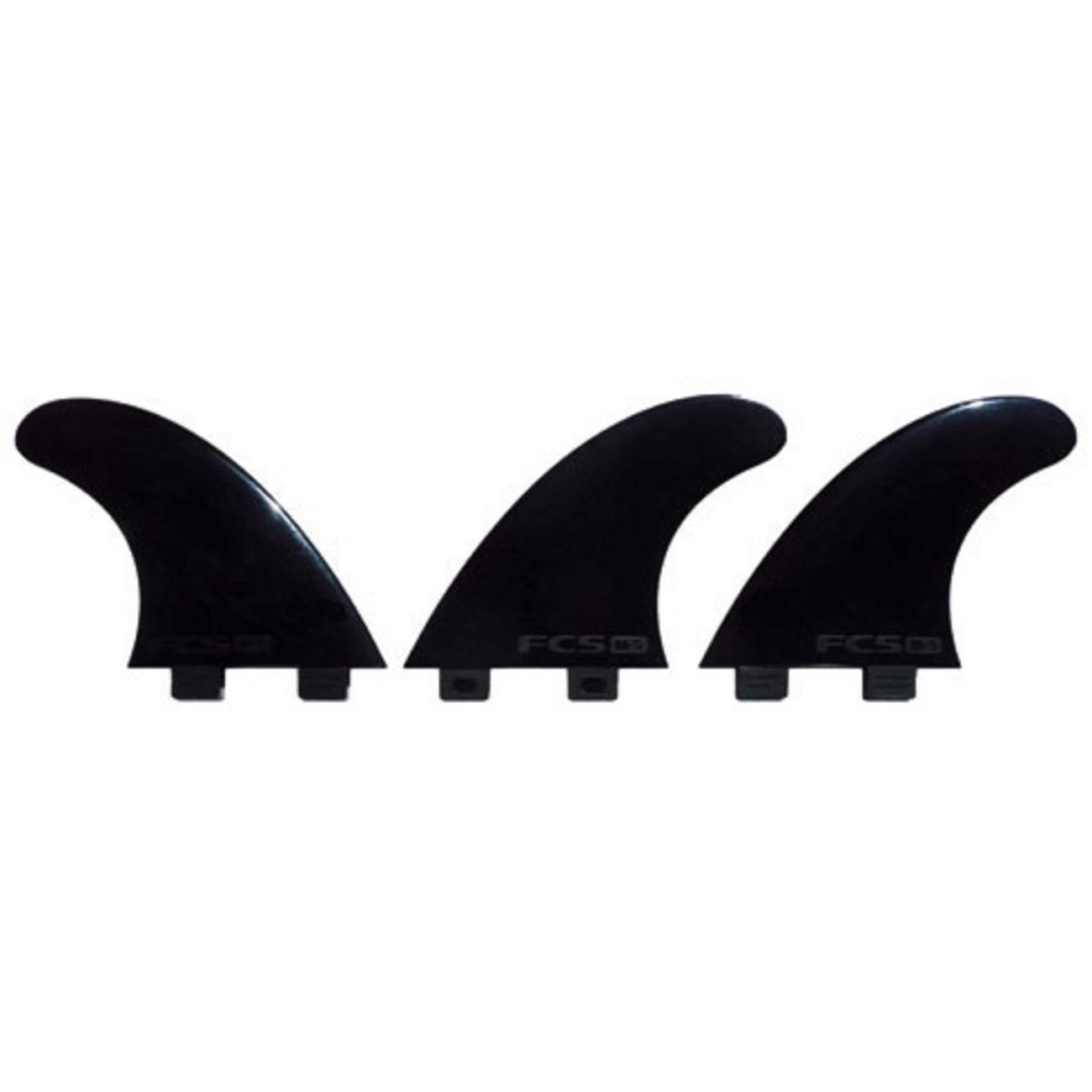 SET FINS FCS THRUSTER M5 SOFT