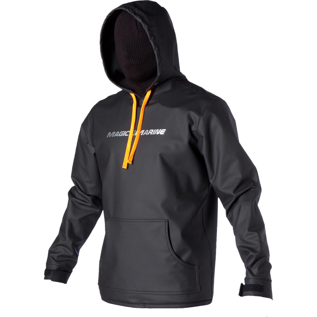 PU HOODED SWEAT PUフード付きパドリングジャケット