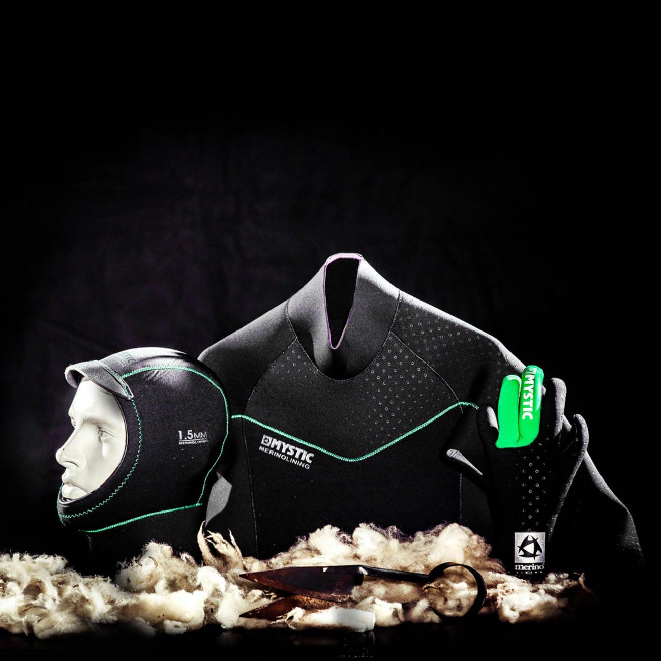 Merino Glove (1,5mm) ネオプレングローブ フルフィンガー
