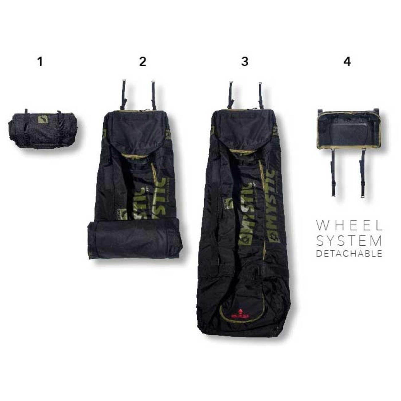 Elevate Boardbag 1.60m