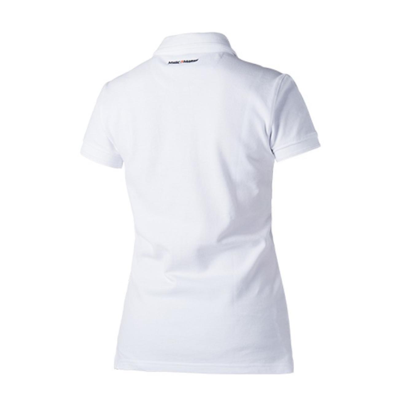 Gust Polo 無地ロゴ入り半袖ポロシャツ