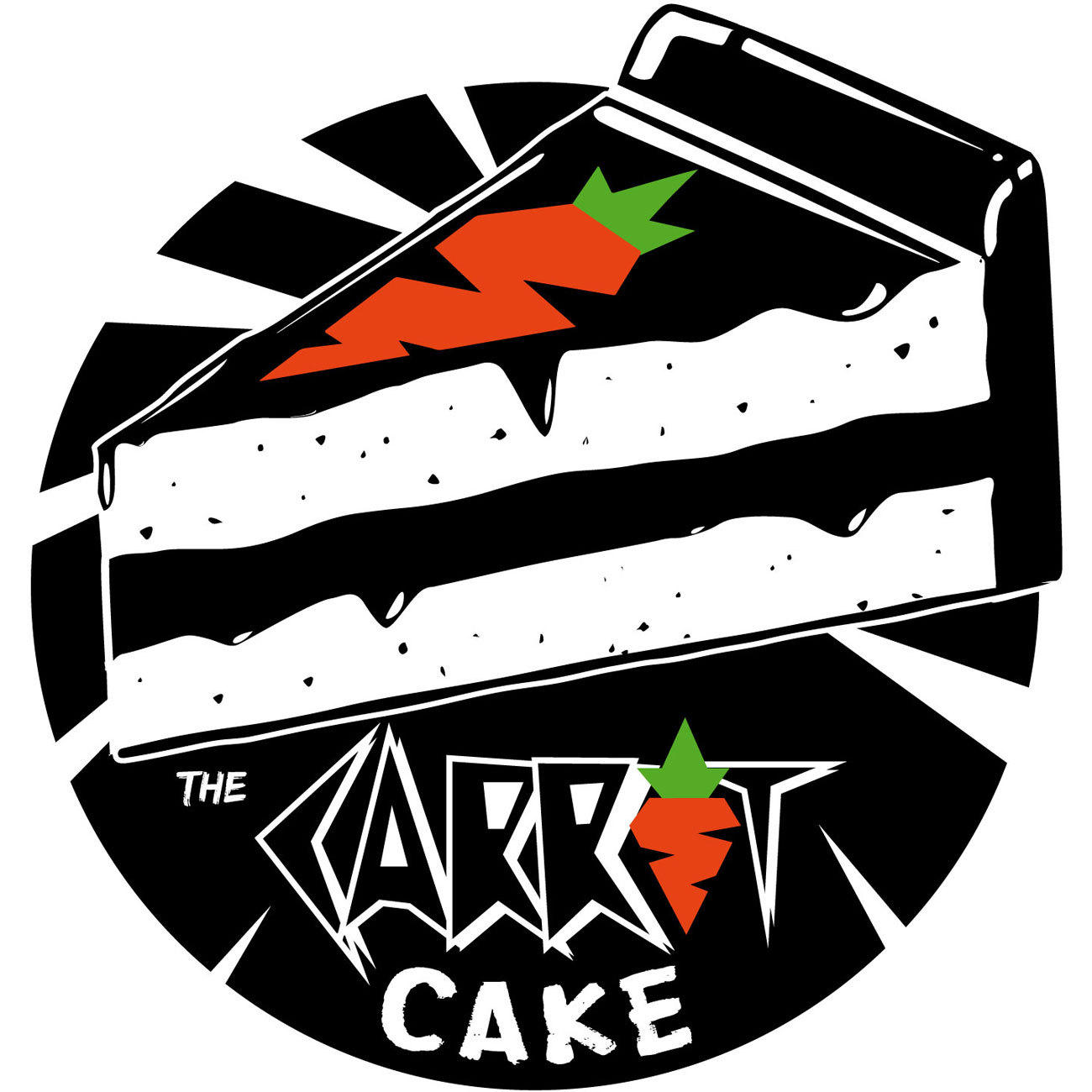 logo Carrot Cake By BIC Sport