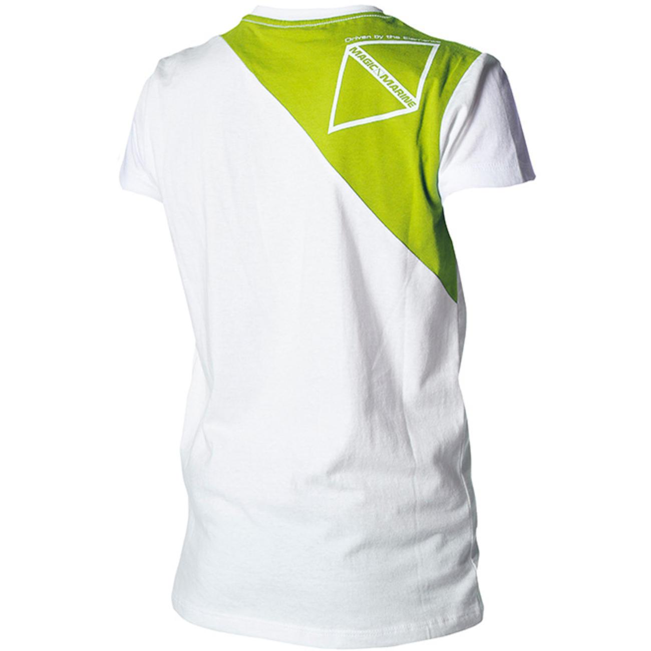 LEEWARD TEE MEN & JR クルーネックロゴTシャツ