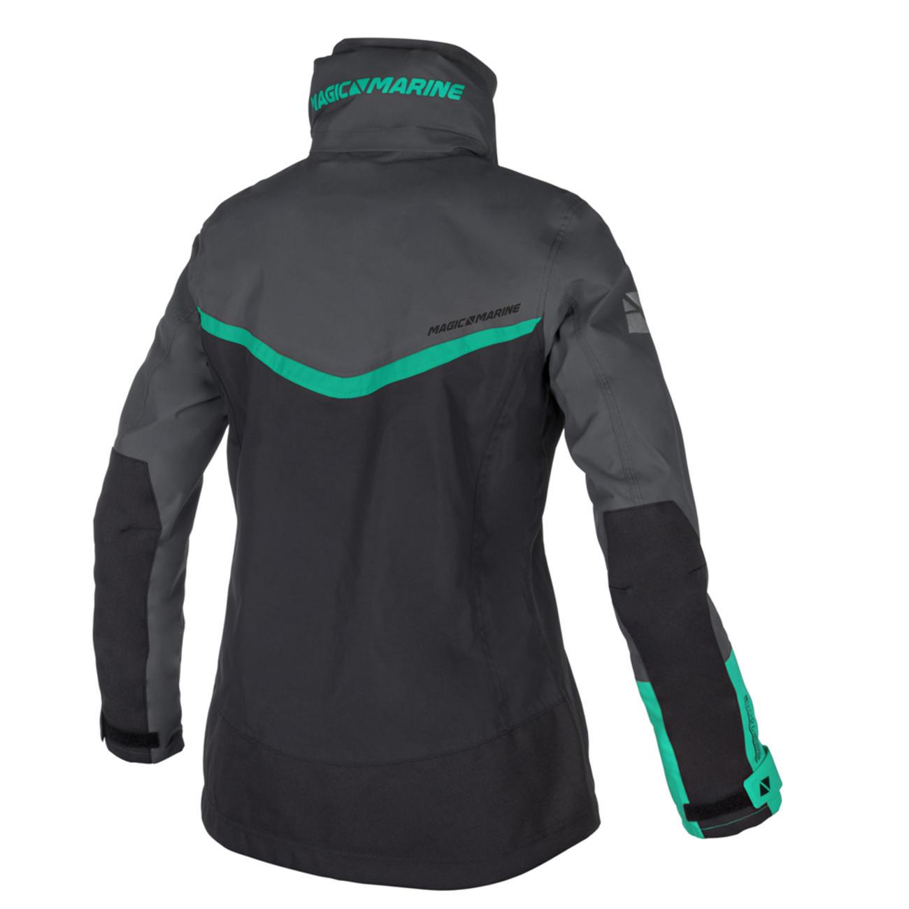 Element Jacket 2Layer Women ハードシェル レインジャケット スリムフィット