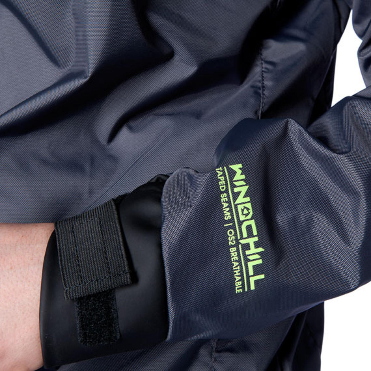 Windstopper Overlay For Wetsuit/drysuit PUナイロンパドリングジャケット