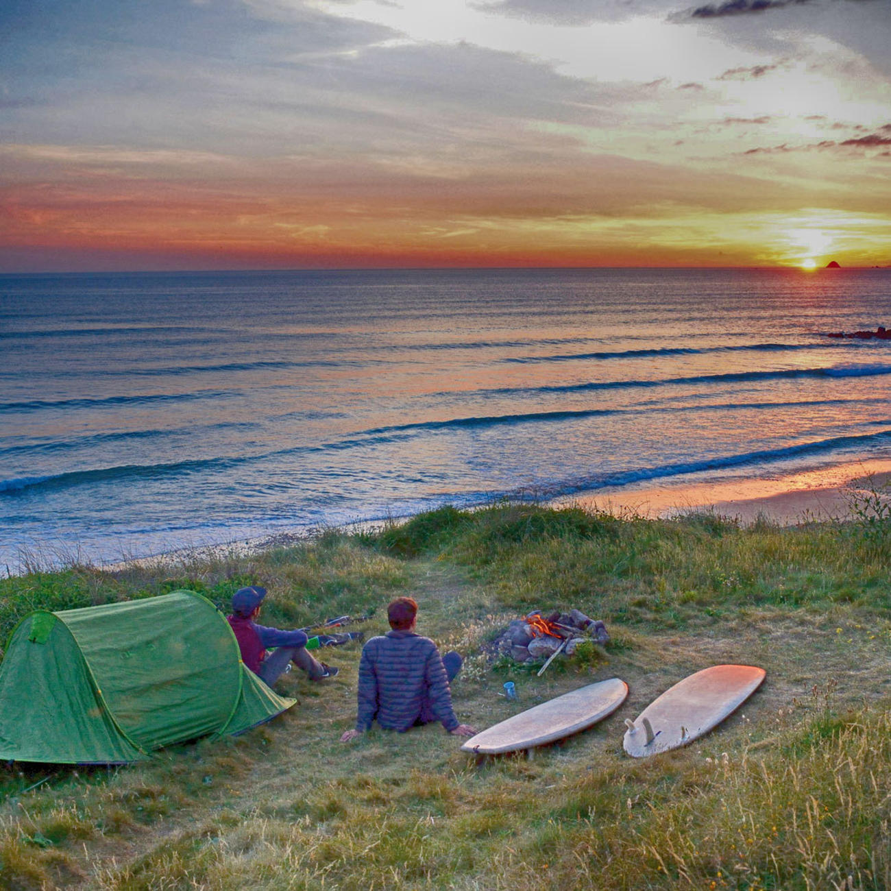 EARTH Surf 9'4 Sixtyniner Log